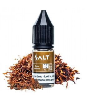 PURE TOBACCO 10ML SALES 20MG - SALT BREW