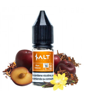 PLUM TOBACCO 10ML SALES 20MG - SALT BREW