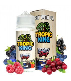 BERRY BREEZE 100ML - TROPIC KING
