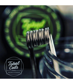 TONEL FULL NI80 0.18/0.09OHM - TOBAL COILS