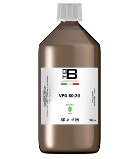 BASE 1000ML 20PG/80VG - TOB