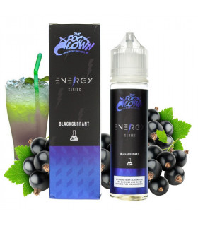 BLACKCURRANT 50ML - THE FOG CLOWN