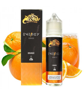 ORANGE 50ML - THE FOG CLOWN