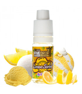 LEMON SORBET AROMA 10ML - FIVE DROPS