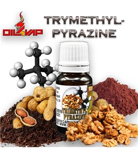 MOLÉCULA TRIMETHYL PYRAZINE 10ML - OIL4VAP