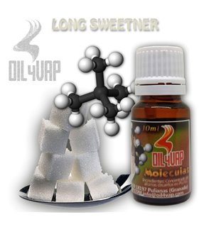 MOLÉCULA LONG SWEETENER 10ML - OIL4VAP