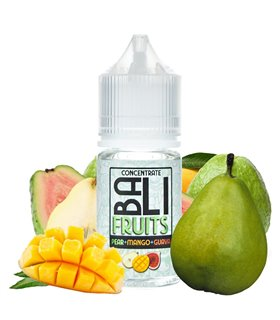 AROMA PEAR + MANGO + GUAVA 30ML - BALI FRUITS - KINGS CREST