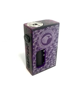 MECH MOD BF RAPTOR 18650 BRUSH VIOLET
