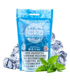 PACK ICED MENTHOL SALES 30ML - OIL4VAP