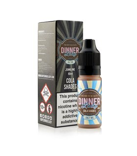 COLA SHADES 10ML SALES - DINNER LADY