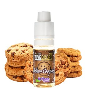 ARTISAN COOKIES AROMA 10ML - FIVE DROPS