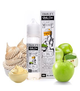 AUNT MERINGUE 50ML - CHARLIE'S CHALK DUST