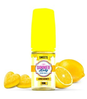 LEMON SHERBETS AROMA 30ML - DINNER LADY