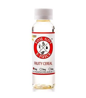 FRUITY CEREAL 50ML - YOU GOT E-JUICE