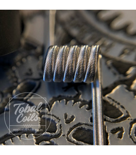SINGLE EVO 0´31ohm - TOBAL COILS