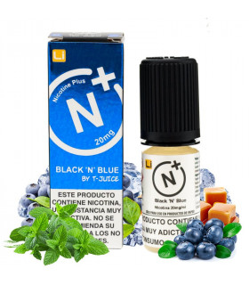 Black 'n' Blue 10ml - T-Juice Salts