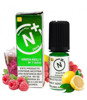 Green Kelly 10ml - T-Juice Salts