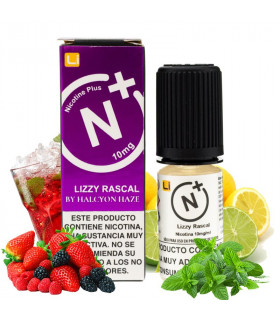 Lizzy Rascal 10ml - Halcyon Haze Salts