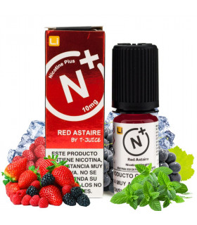 RED ASTAIRE SALES 10ML - T-JUICE