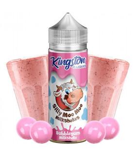 Bubblegum Milkshake 100ml - Kingston E-liquids