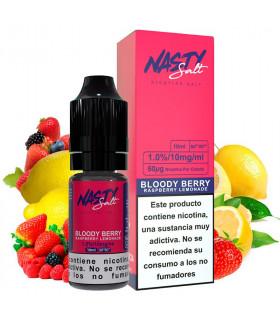 Bloody Berry 10ml - Nasty Juice Salt