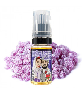Violeta Salts 10ml - Vapemoniadas