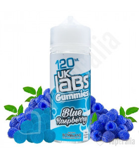 Blue Raspberry 100ml - UK Labs Gummies