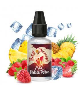 Aroma Red Pineapple 30ml - A&L Hidden Potion