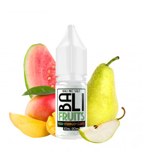 Bali PMG 10ml - Bali Fruits Salts by Kings Crest