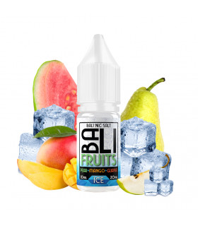 Bali PMG ICE 10ml - Bali Fruits Salts by Kings Crest