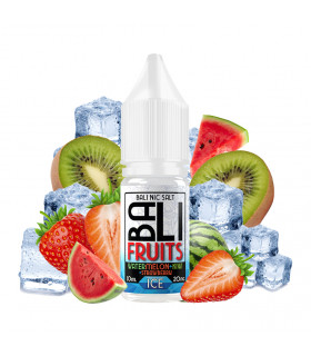 Bali WKS ICE 10ml - Bali Fruits Salts by Kings Crest