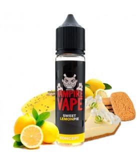 Sweet Lemon Pie 50ml - Koncept by Vampire Vape