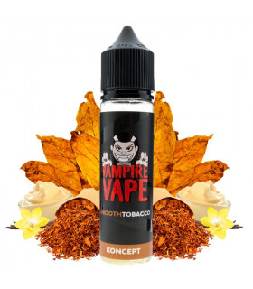 Smooth Tobacco 50ml - Koncept by Vampire Vape