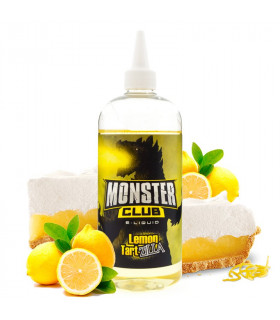 Lemon Tart Zilla 450ml - Monster Club
