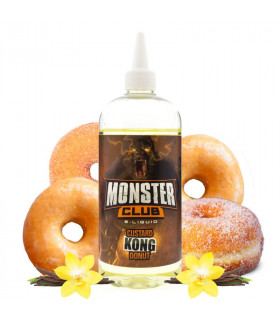 Custard Kong Donut 450ml - Monster Club