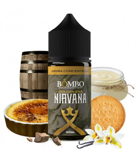 Aroma Nirvana 30ml - Golden Era by Bombo