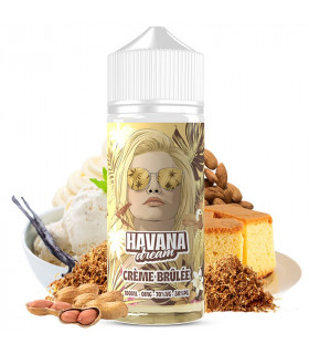 Crème Brûlée 100ml - Havana Dream