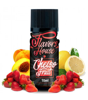 Aroma Cheiso Fruit 10ml - Flavors House by E-liquid France