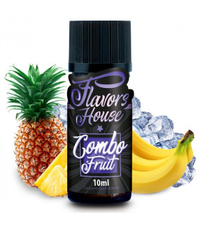 Aroma Combo Fruit 10ml - Flavors House by E-liquid France