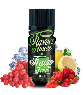 Aroma Fraiso Fruit 10ml - Flavors House by E-liquid France