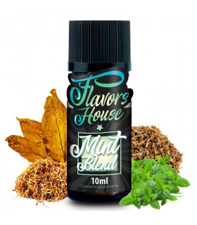 Aroma Mint Blend 10ml - Flavors House by E-liquid France