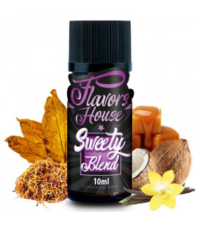 Aroma Sweet Blend 10ml - Flavors House by E-liquid France