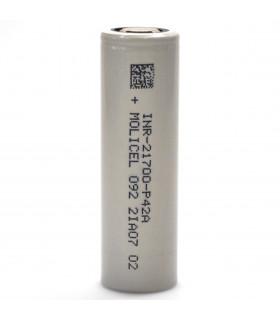 Batería P42A 21700 4200mAh 45A - Molicel