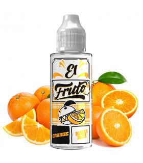 Orange 100ml - El Fruto