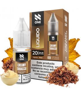Creamy Tobacco 10ml - N-One