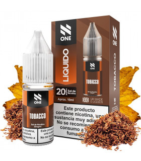 Tobacco 10ml - N-One