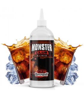 Cola Werewolf 450ml - Monster Club