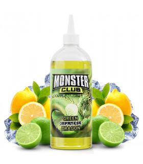 Green Japanese Dragon 450ml - Monster Club
