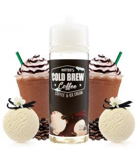 Coffee & Ice Cream 100ml - Nitro's Cold Brew