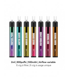 Vaper desechable - French Puff
